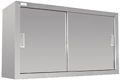 Vogue Stainless Steel Wall Cupboard 1200mm