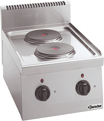 Bartscher Electric cooker 600 2PLTG