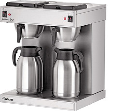 Bartscher Coffee machine double Contessa Duo