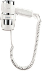Valera Action Super Plus 1600 White Wall-mounted hairdryer