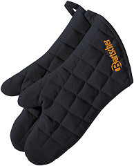 Bartscher Oven gloves 32cm, pair, black