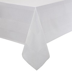 Mitre Luxury Satin Band Tablecloth 1600 x 1600mm