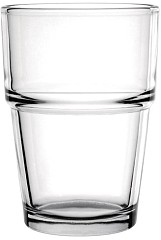 Olympia Toughened Stacking Tumbler 7oz (Pack of 12)