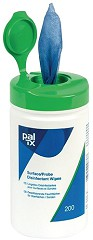 Pal TX Disinfectant Probe Wipes (6 x 200 Pack)