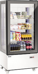 Bartscher Display fridge Panorama 550L