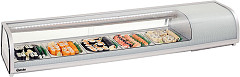 Bartscher Cool display top Sushi, 5x1/2GN