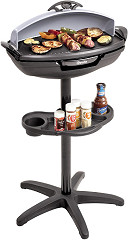Bartscher Barbecue grill, stand and table