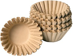 Bartscher Basket filter paper, 1000 pieces
